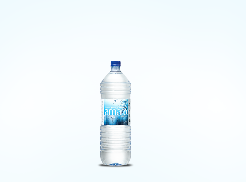 1.5 L natural spring water