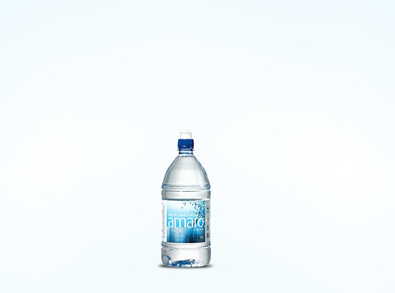1 L Sport natural spring water