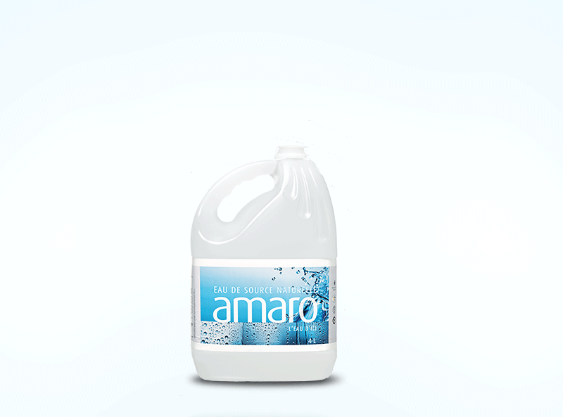 4 L traditional natural spring water
